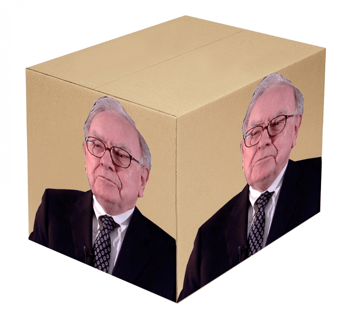 Warren Buffett In A Box