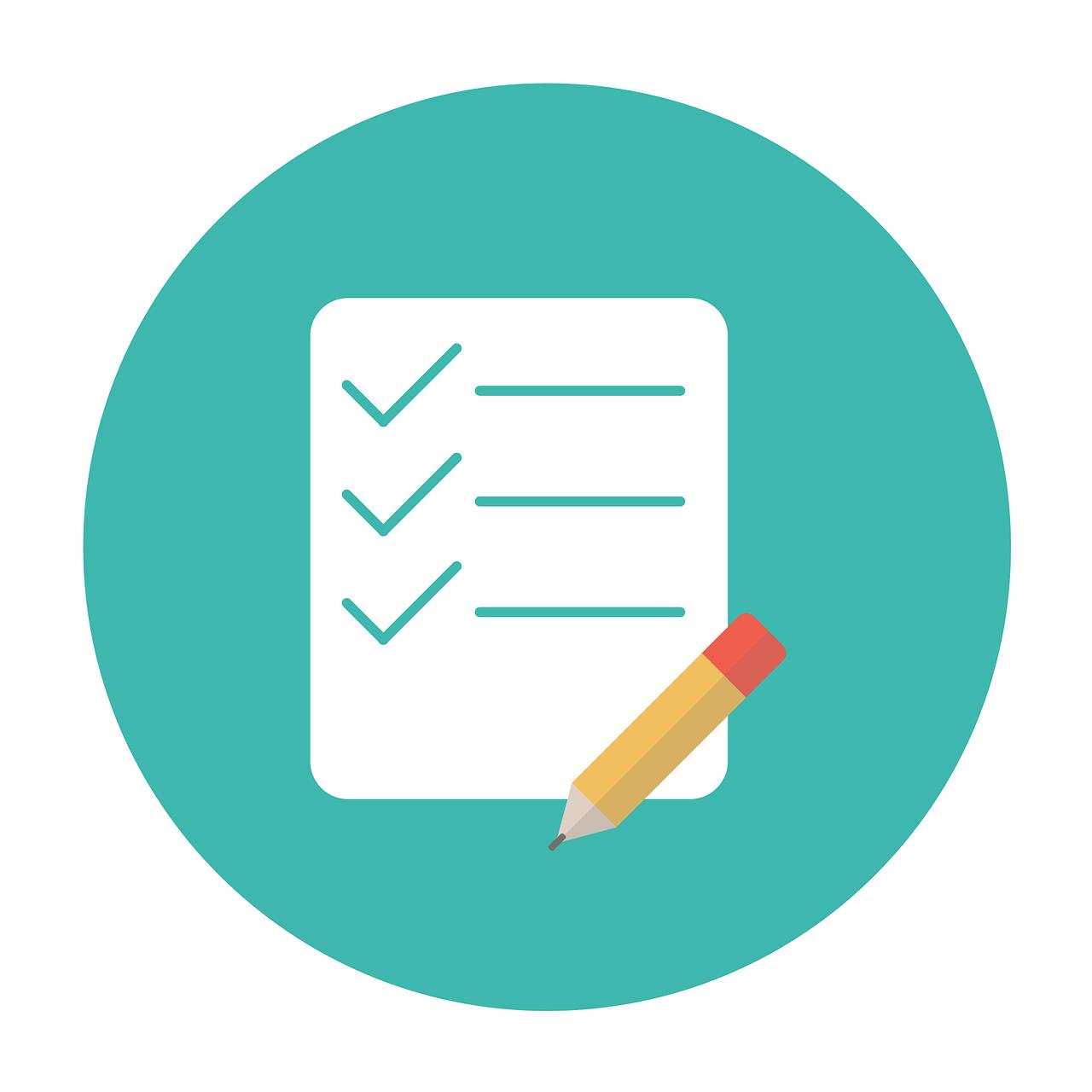 Financial Adviser checklist